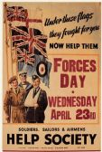 FORCES DAY POSTCARD
